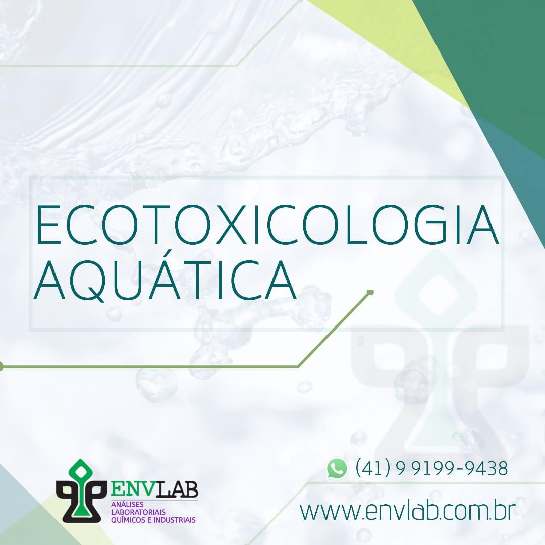 ecotoxicologia aquática
