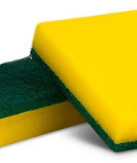 Recicle suas esponjas
