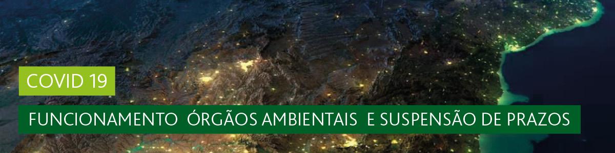 licenciamento ambiental e o covid