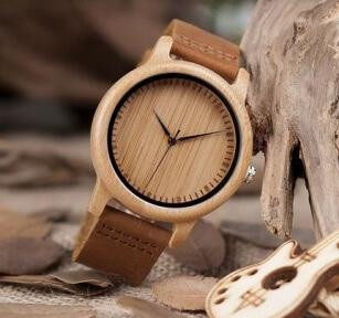 relógio moda ecológica